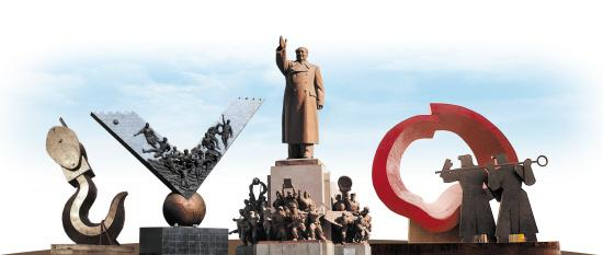 深圳左堂雕塑,专业雕塑设计与雕塑制作,行业先锋.