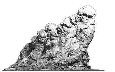 不锈钢雕塑,铸铜雕塑,锻铜雕塑,玻璃钢雕塑,仿砂岩雕塑,石材雕塑,泡沫